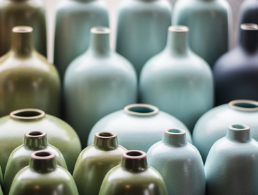 The usefulness of using a ceramic bottle