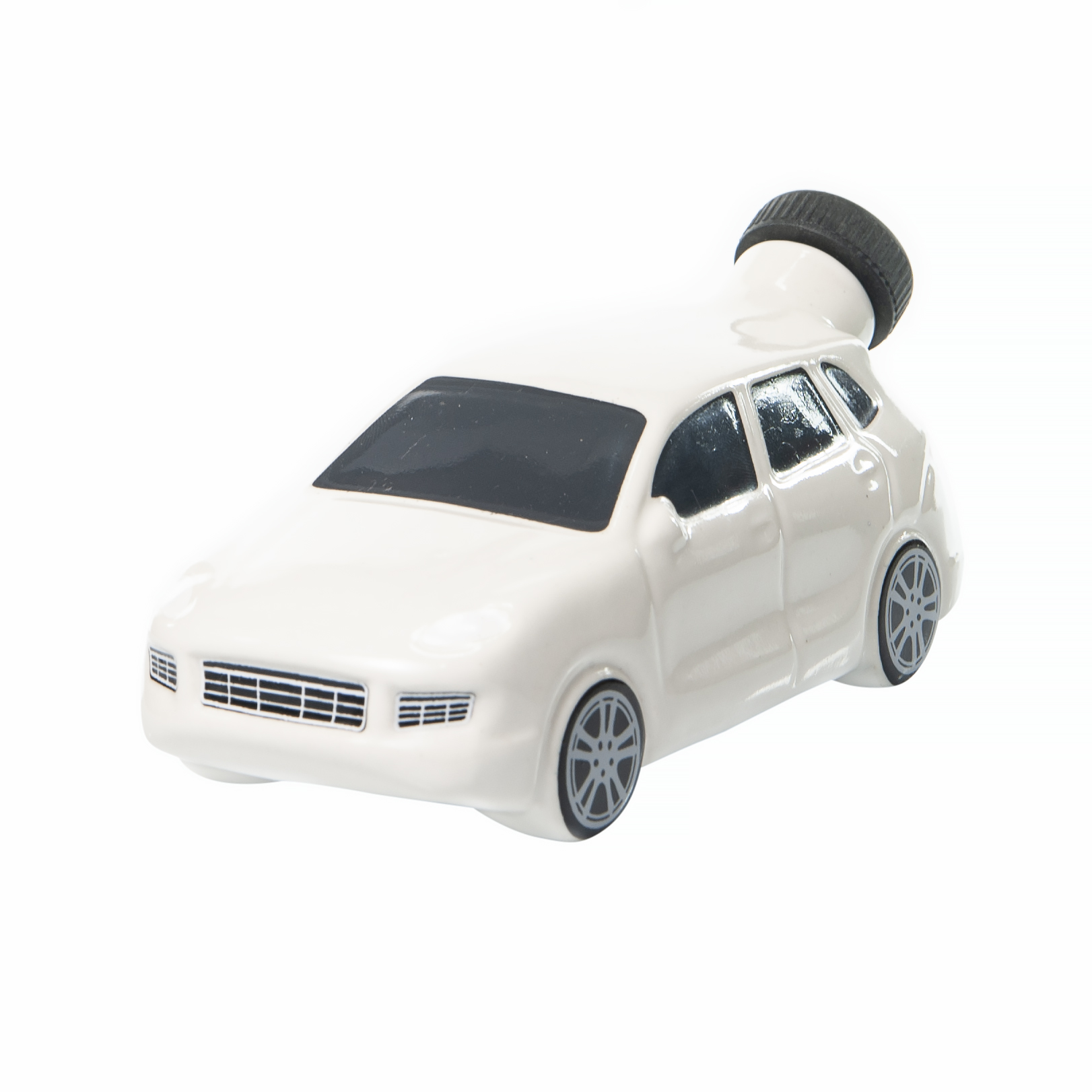 Buy ceramic Bottle for vodka Car 3  photo 1